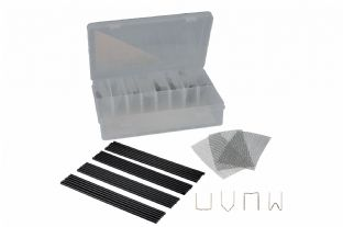 Power-Tec 92556 427 Piece Plastic Repair Accessory Set